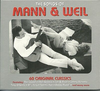 The Songs Of Mann & Weil - 3 Cd Box Set