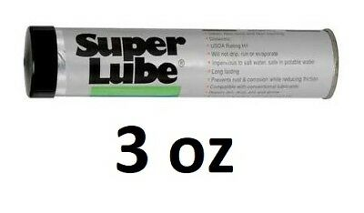 Super Lube 21036 Synthetic Grease Dielectric USDA H-1 Cartridge 3 oz