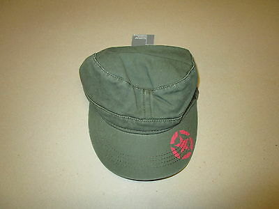Jeep Unisex Start Print Adjustable Hat  Green