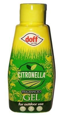 Pack Doff Citronella Gel 450g for BBQ / Outdoor Living