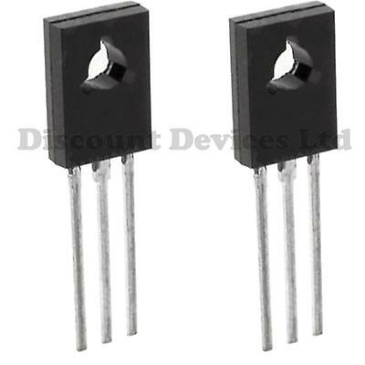 BD139 BD140 NPN- PNP Single - Pair Transistors   Various Quantity