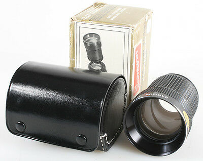 Deluxe Vari Zoom Conversion Lens With Case