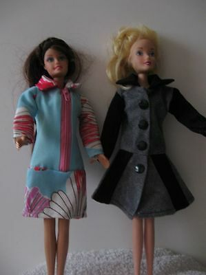 NEW!!! Handmade SPRING Dresses  BARBIE dolls  - ArtADA