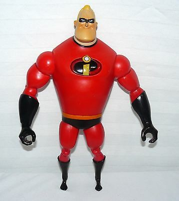 Disney Pixar Talking Mr. Incredibles 12 Inch Posable Action Hero Figure