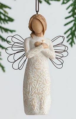 Willow Tree Remembrance Angel Christmas Ornament Susan Lordi 27469 New Demdaco