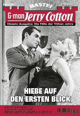 Jerry Cotton Classic Nr. 399 ***Zustand 2+***
