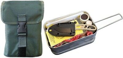ESEE--Survival Kit In Mess Tin
