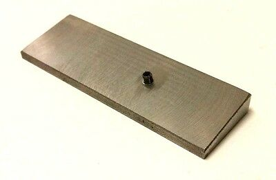 "CNC Lathe Tool Holder Block Turret Face Replacement Wedge Clamp for 1"" Square"