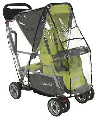 Joovy Caboose Ultralight Rain Cover , No Package""