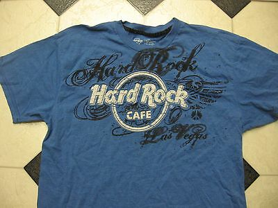 Hard Rock Cafe Las Vegas Sewn On Patch Official T-Shirt