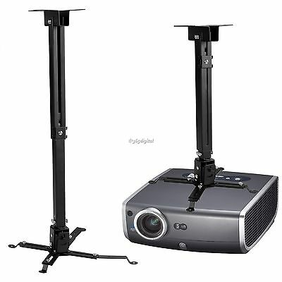 Projector Ceiling Mounts Stands Wall Bracket 2 IN 1 For LCD DLP Projector 35DI