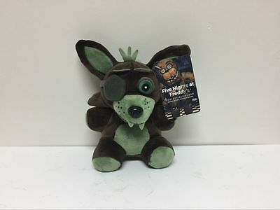 New FNAF Five Nights at Freddys Series 2 Nightmare Phantom Foxy Exclusive Plush