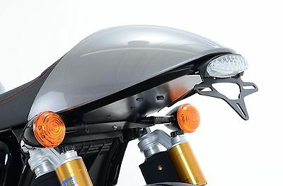 R&G Tail Tidy, Licence / Number Plate Holder Triumph Thruxton 1200 & R 2016 2017