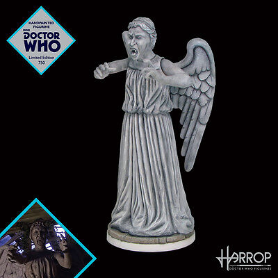 Weeping Angel - Doctor Who Figurine - Robert Harrop - Limited Edition