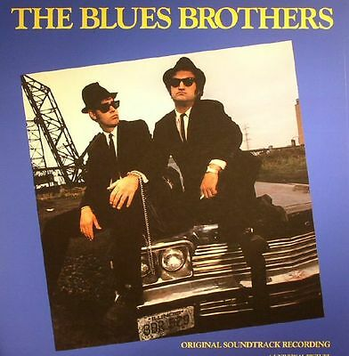 BLUES BROTHERS, The/VARIOUS - The Blues Brothers (Soundtrack) - Vinyl (LP)