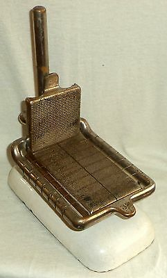 Vintage Elgin Industrial Cheese & Butter Slicer Cleveland Faucet Company 1901