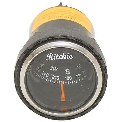 Ritchie Navigation Boat Compass X-21BSR | 2 Inch Black