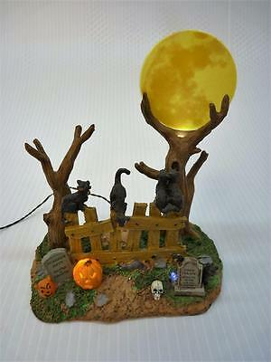Lemax Halloween Spooky Town Happy Howl-O-Ween, Lighted (h1571)
