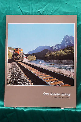 Great Northern Railway - Annual Report - 1964
