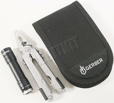 NEW Gerber Maintenance Kit Multi-Plier 600 / Firecracker Flashlight 30-000472