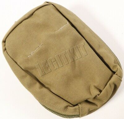 NEW London Bridge LBT-9015A MOLLE Medical IFAK Medic Kit Pouch- Coyote Brown