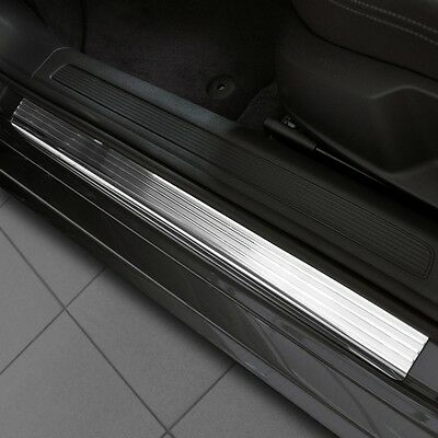 LAND ROVER DISCOVERY 3 4 since 2004 Car Door Sill Protector - steel + polyuretha