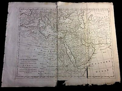 Map Of The Ottoman Empire 1770