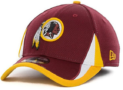 outlet store 24db9 a8f13 Washington Redskins New Era NFL Training Camp 39Thirty Stretch Fit Cap Hat  S M