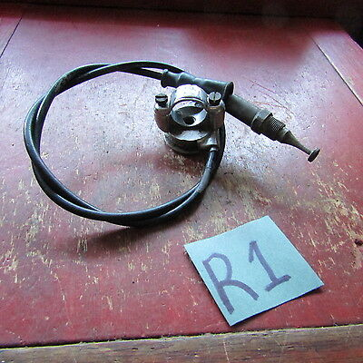 Bsa & Other Vintage Classic Motorcycles  Lucas Magneto Lever And Parts 7/8""