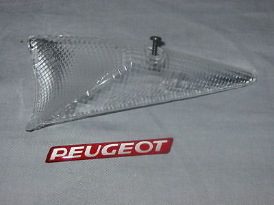 New Genuine Peugeot Speedfight 2 RH Right rear clear indicator lens PE754192