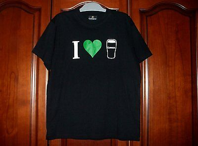 Collectible Guinness St. Patrick's Day 2006 Mens T-Shirt - One Size - Ex Display
