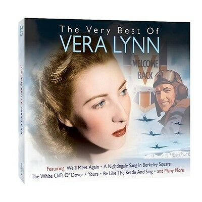 Vera Lynn - The Very Best Of - Greatest Hits (2CD 2011) NEW/SEALED