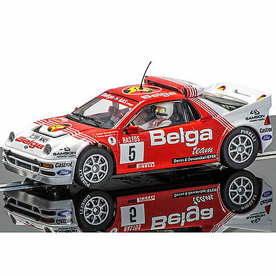 SCALEXTRIC Slot Car C3637 Ford RS200