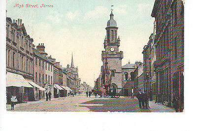 High Street, Forres, Moray