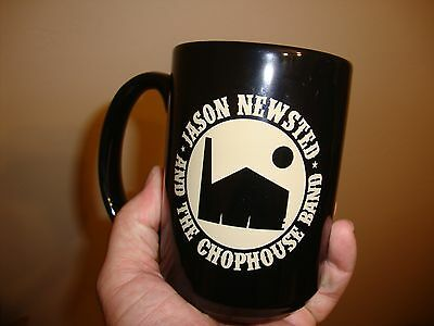 Jason Newsted (metallica fame) chophouse band mug
