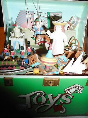 Enesco Musical Symphony Toy Box Vintage Collectable