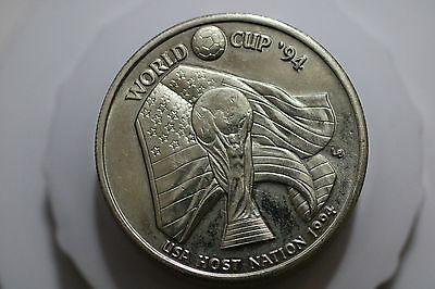 Turks & Caicos 5 Crowns 1994 Usa World Cup A61 #z7847