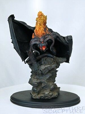 Sideshow Weta BALROG Flame of Udun Statue Lord of the Rings