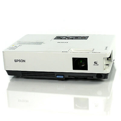 Epson EMP -1715 Portable Multimedia 3LCD Projector 2700 Lumens 400:1 *467 Hours*