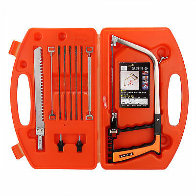 All-in-one Mini Saw Set for Household,Garden,Furniture-making Light-weight Box