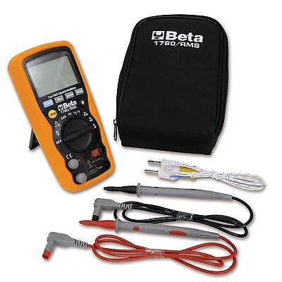 5516 - multimeter digital industrielle BETA 1760/RMS