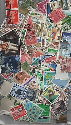 Japan Kiloware off paper 50gm fine used excellent selection 200+ stamps