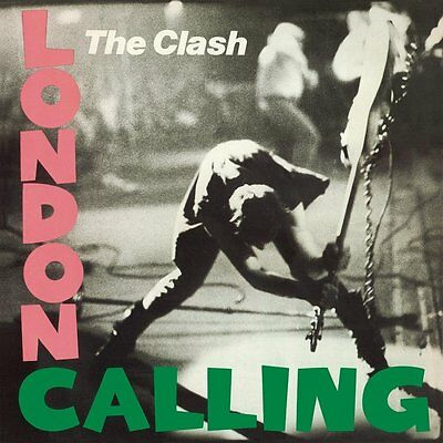 THE CLASH London Calling 2 x 180gm Vinyl LP NEW & SEALED