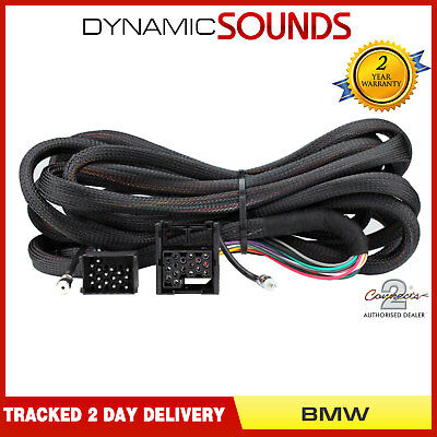 ct20bm06 car stereo radio iso wiring harness adaptor for bmw 3 rh picclick co uk JVC Head Unit Wiring Diagram JVC KD S28 Wiring-Diagram