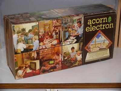 Acorn Electron Computer ~ Boxed ~ BRAND NEW & UNUSED (1)