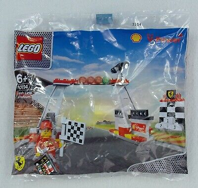 Lego Shell V-Power Collection Selection original packaging in Polybag