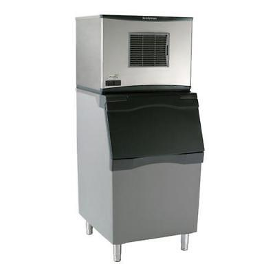 Scotsman - C0530SA-1C/B530P - Air Cooled 562 Lb Ice Machine w/ 536 Lb Bin