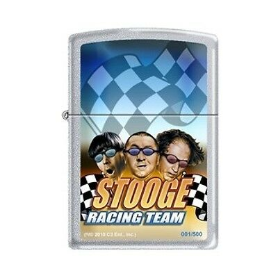 Zippo CI001878205 Limited 3 Stooges Racing Lighter