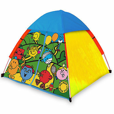 Mr Men & Little Miss 115 x 115 x 95cm Igloo PLAY TENT for Kids