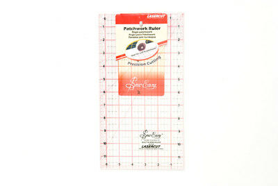 NEW Sew Easy NL4180   Acrylic Patchwork Ruler   12 x 6½in   Quilting   FREE POST